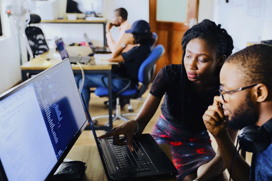 espacio de trabajo ideal para el desarrollo de habilidades