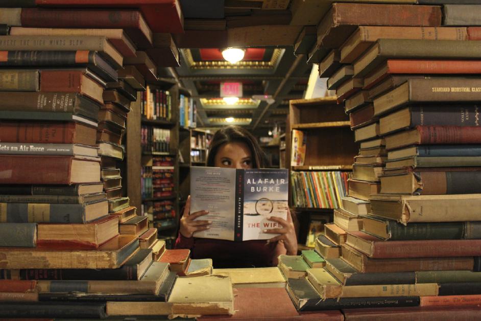 biblioteca publica de la universidad