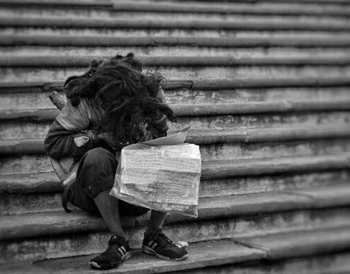 Indigencia (situación de calle), invisible ante la sociedad